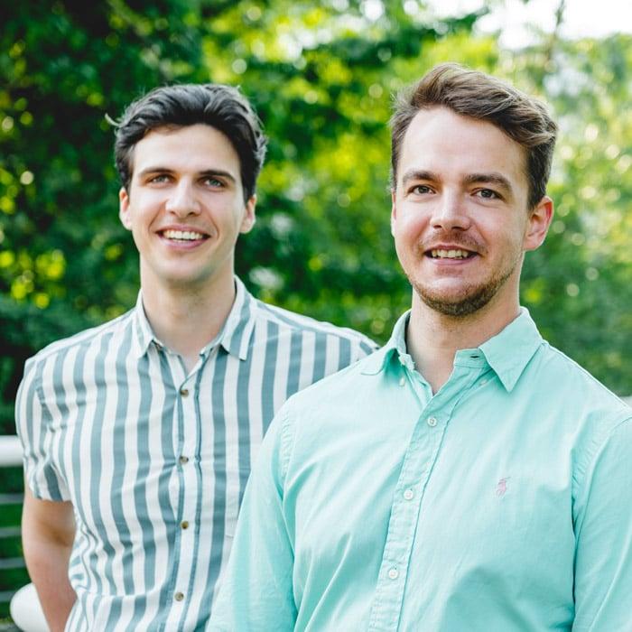David Glaser & Moritz Hötzel - Local SEO für Zahnärzte Berlin